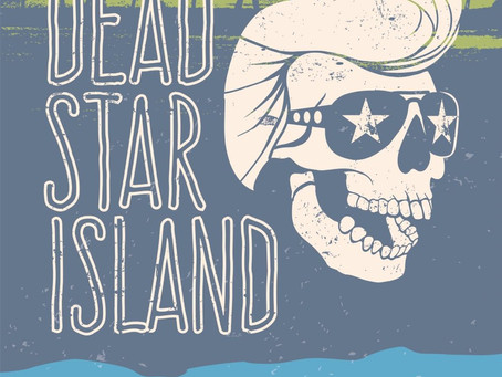 Review: DEAD STAR ISLAND, by Andrew Shantos