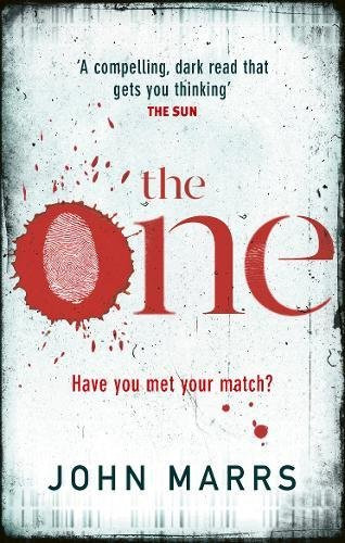 The One, by John Marrs. ,Review by Barbara Copperthwaite