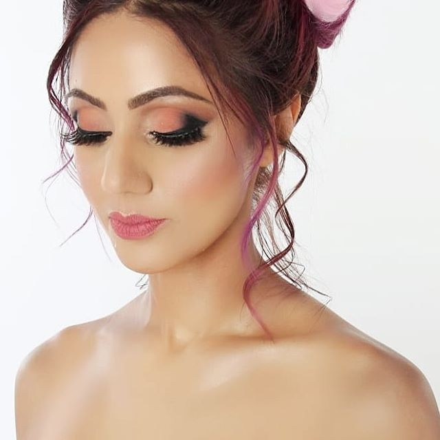 Colours of love... Hair and Makeup by #r