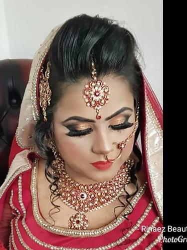 No filter no edit no trial bridal hair a