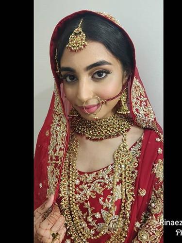 No filter no edit bridal hair and makeup