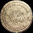 Logo Crème de la Crème Cafe Patisserie