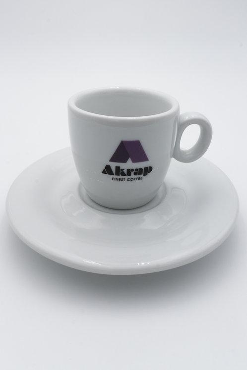 Doppiotasse Akrap Logo