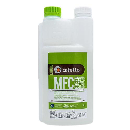 Cafetto MFC GREEN, flüssiger Milchreiniger 1l