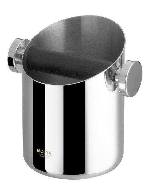 Motta 7750 Kaffeesud Abschlagbehälter Edelstahl