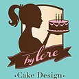 Logo By Lore Cake Design Cafe Konditorei