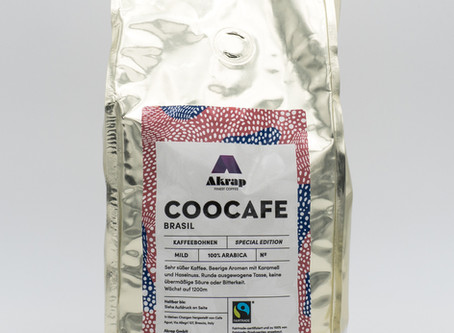 Neue Limited Edition - COOCAFE Brasil