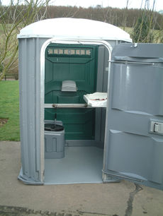 Disabled Portable Toilet Hire