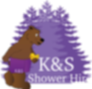 K&S Shower Hire Logo.png