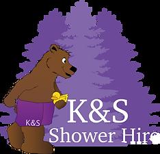 K&S Shower Hire Logo.png