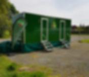 Brechfa 3 + 1 luxury toilet unit