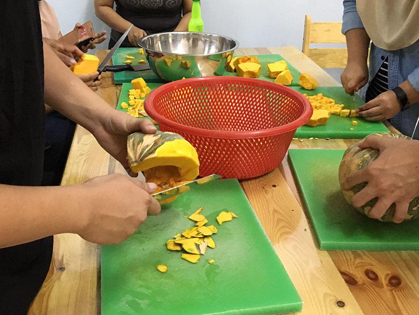 food preparation1