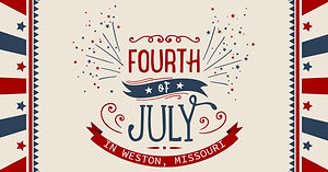 Fourth of July in Weston - Event Cover P