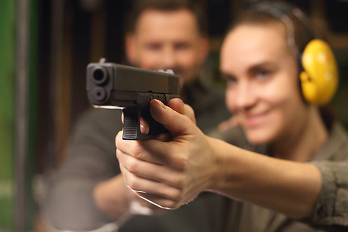 Basic Pistol - A Beginner's Guide to Guns