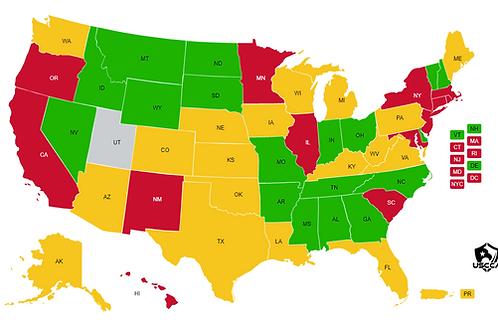 Utah Non-Resident Permit Class