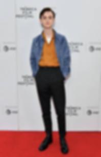 Jaeden Martell - 'Lowtide' premiere, 2019 Tribeca Film Festival