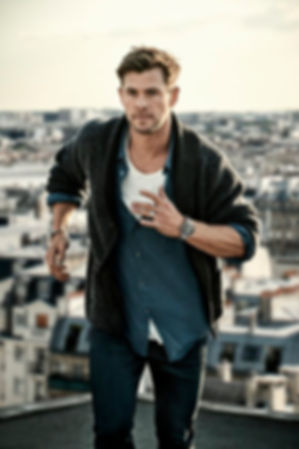 Chris Hemsworth - Tag Heuer Fall 2019 campaign