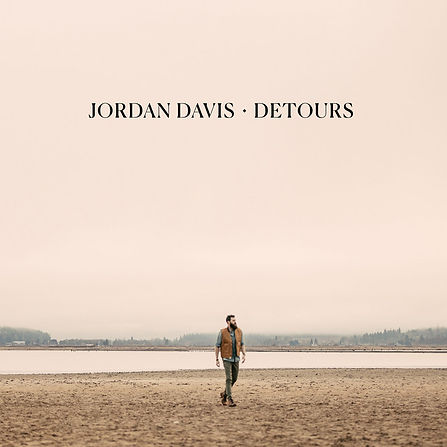 Jordan Davis - 'Detours' single artwork