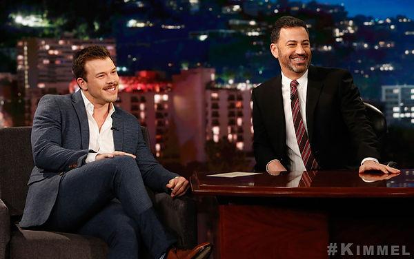 Jimmy Tatro - Jimmy Kimmel Live!