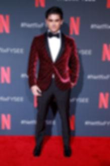 Diego Tinoco - 2019 Netflix FYSEE