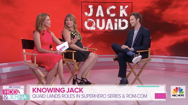 Jack Quaid - Hoda and Jenna