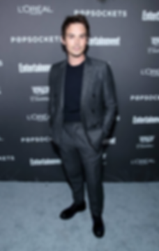 Tyler Blackburn - 2019 Entertainment Weekly Party