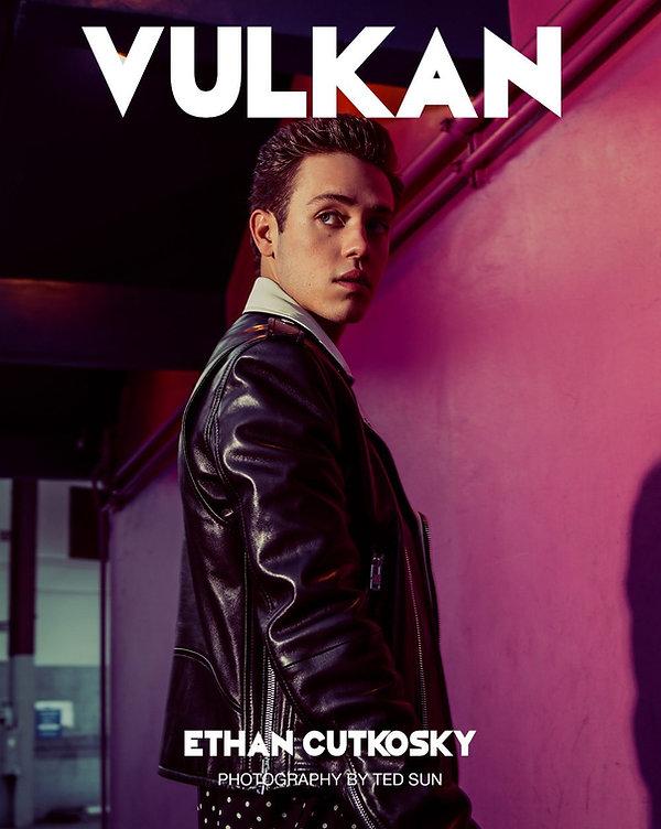 Ethan Cutkosky - Vulkan Magazine - April '21