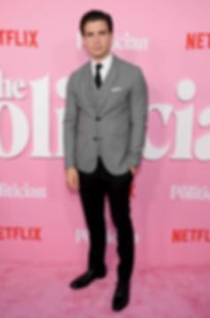 David Corenswet - 'The Politician' New York premiere