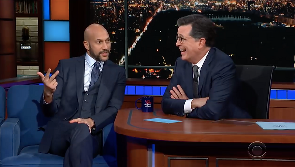 Keegan-Michael Key - The Late Show with Stephen Colbert