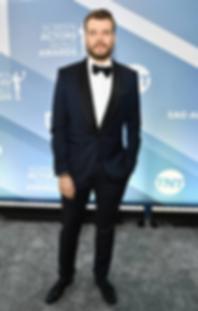 Pilou Asbaek - 2020 SAG Awards