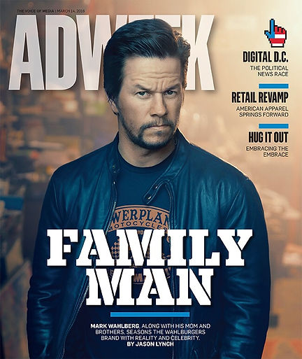 Adweek Magazine - March 2016 issue