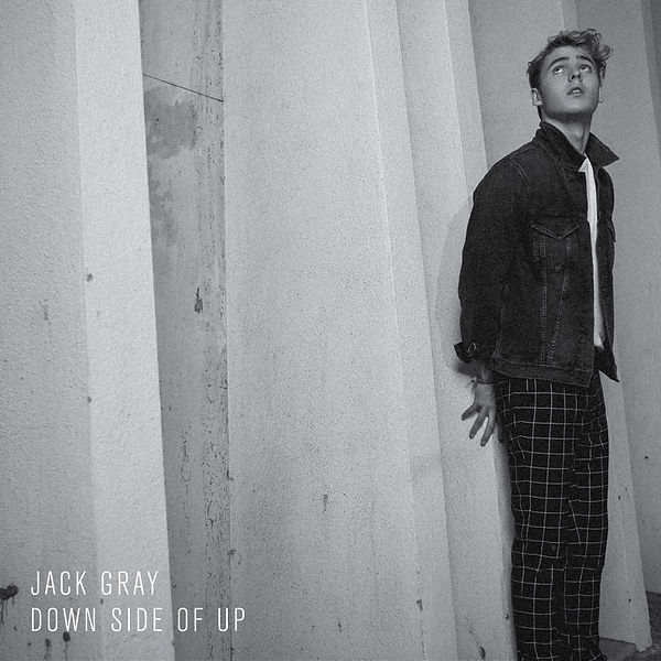 Jack Gray - 'Down Side of Up' EP - Shot by Wolfe and Von