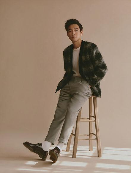 Grumpy Magazine - Fall '20 - Justin H. Min