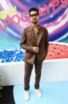Avan Jogia - Starz Emmy FYC Panel