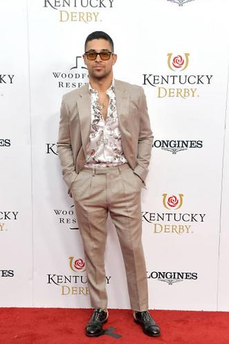 Wilmer Valderrama - 2019 Kentucky Derby