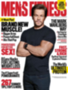 Mens Fitness Magazine - Apr. 2016 issue