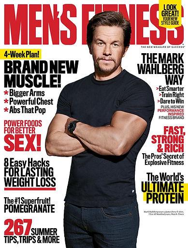 Mens Fitness Magazine - Apr. 2016 issue