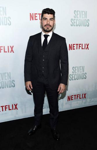 Raúl Castillo - 'Seven Seconds' LA premiere