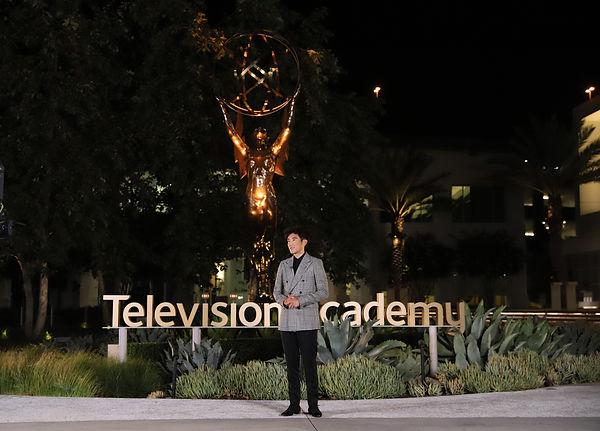Justin H. Min - 2020 Creative Arts Emmys