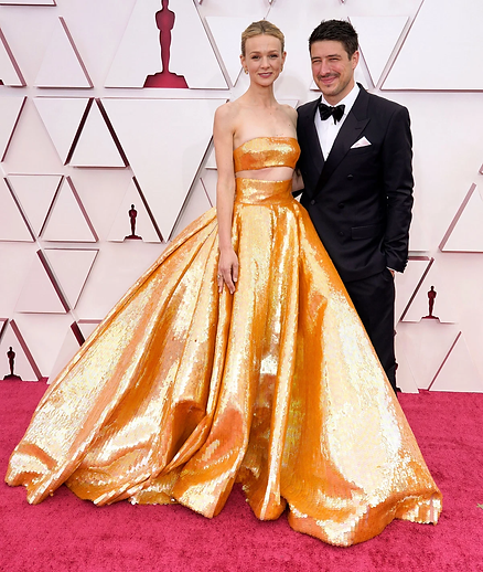 Marcus Mumford - Oscars 2021