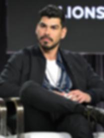 Raúl Castillo - 2019 Starz TCA's