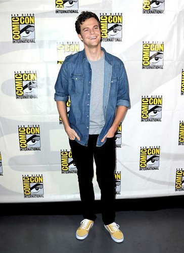 Jack Quaid - 2019 Comic-Con