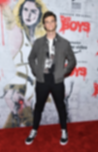Jack Quaid - 'The Boys' 2019 Comic-Con premiere