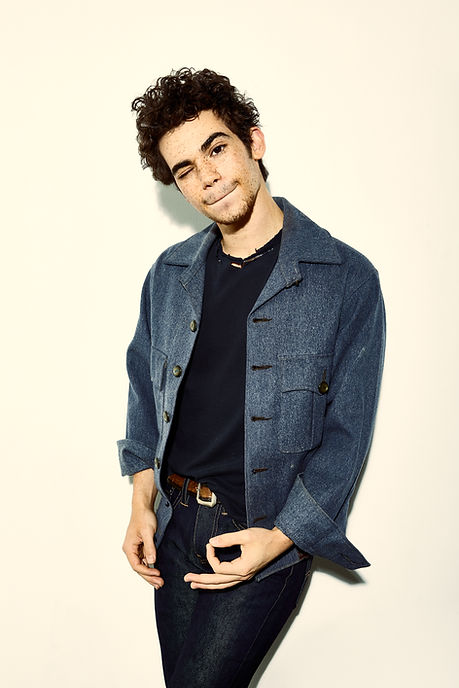 Cameron Boyce - House of Solo Magazine - Shot by Storm Santos