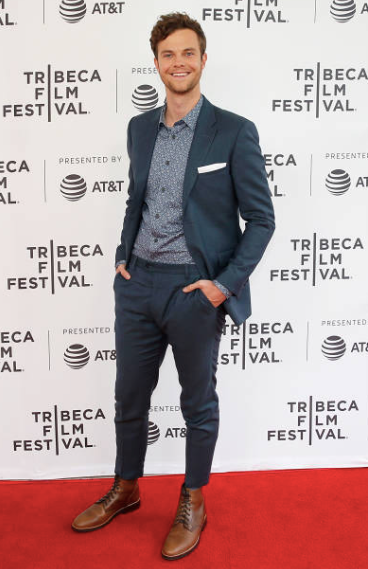 Jack Quaid - 'Plus One' premiere, 2019 Tribeca Film Festival