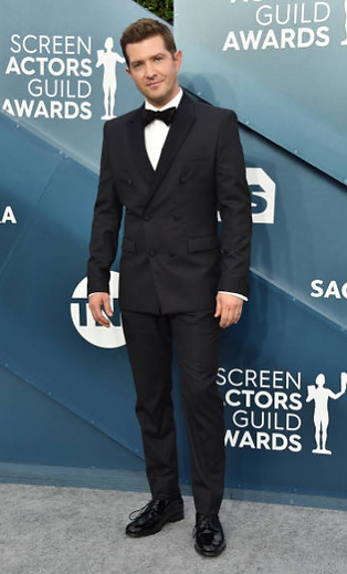 Joel Johnstone - 2020 SAG Awards