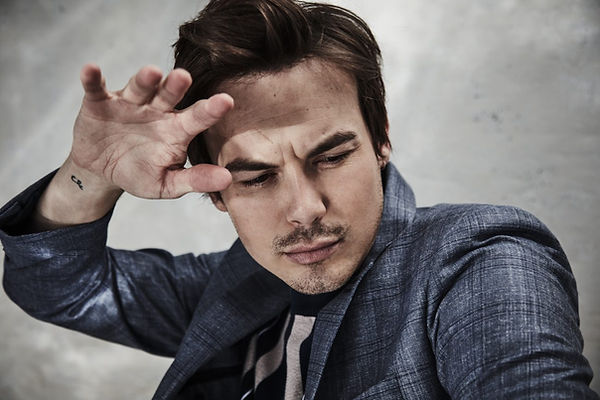 Tyler Blackburn for Imagista Magazine - May 2019 Issue - Shot by Maarten de Boer