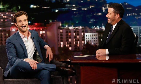 Jack Quaid - Jimmy Kimmel Live!