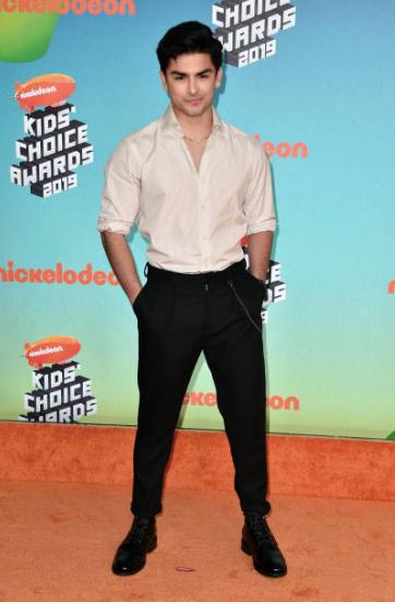 Diego Tinoco - 2019 Kids Choice Awards