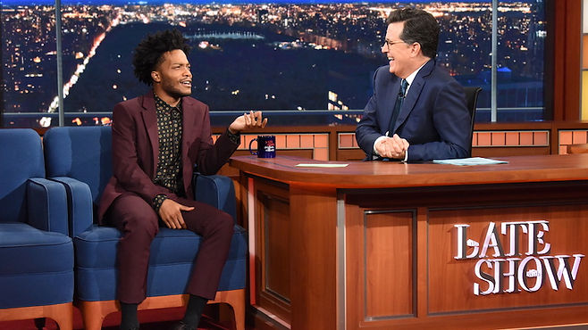 Jermaine Fowler - The Late Show with Stephen Colbert